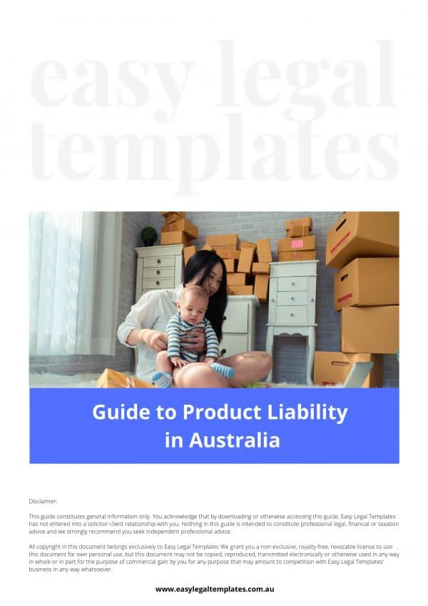 Product Liability Guide