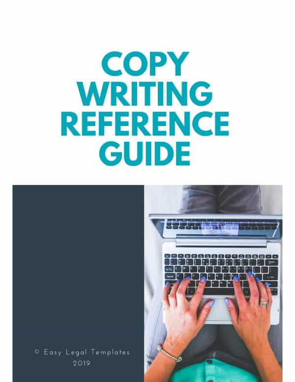 copywriting reference guide