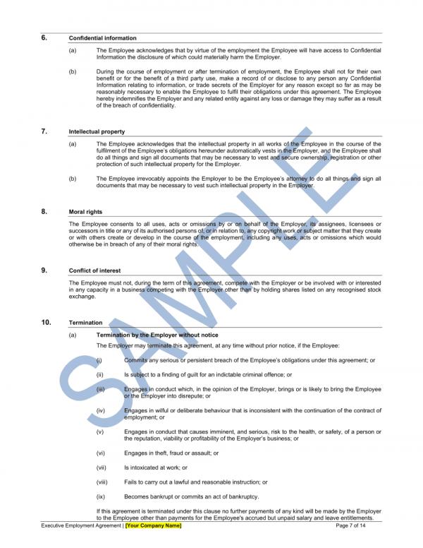 executive-employment-agreement-sample3-1