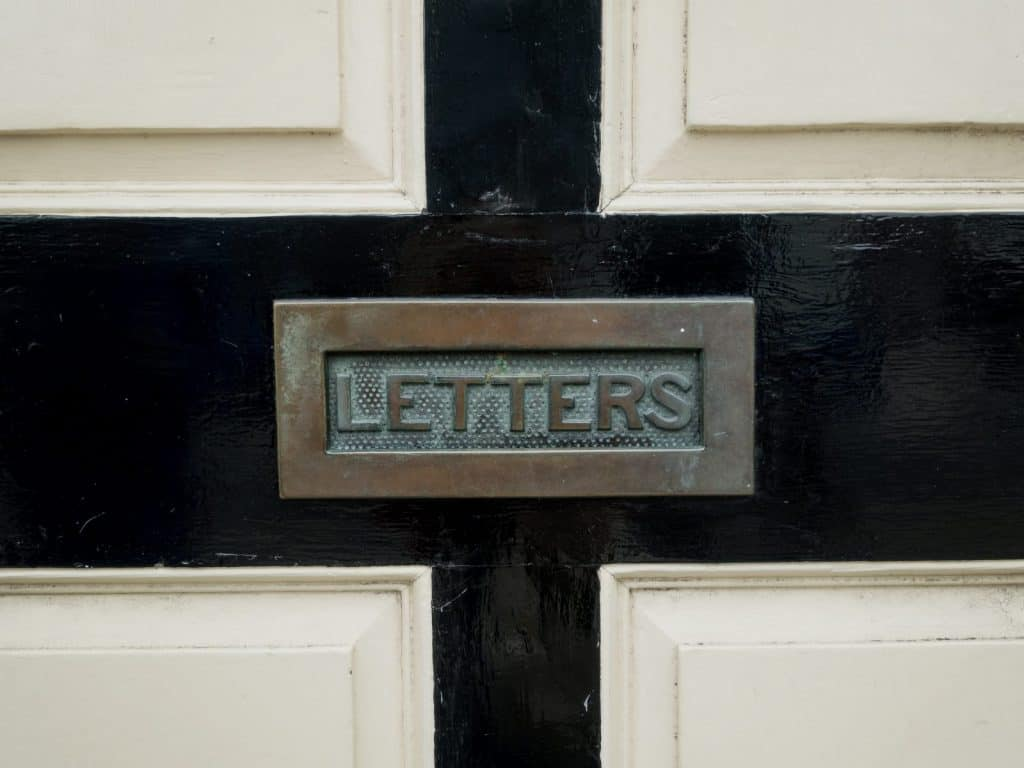 letter of demand